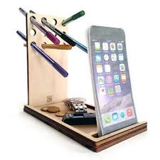 Cell Phone Holder For Desk Shop Wood Iphone Stands On Wanelo