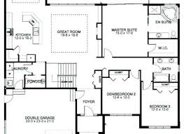 floor plans for a 4 bedroom house ranch house floor plans 4 bedroom ranch house plans plan traditional