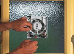 How To Fit Vents And Fans Help  Ideas DIY At BQ - Bathroom fan window 2