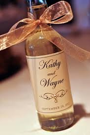 wine wedding favors mini wine bottle labels wedding posted by kindly r s v p