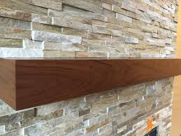 buy a handmade walnut modern fireplace mantel walnut mantle