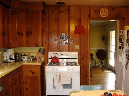 Knotty Pine Kitchen Cabinets For Sale Painted Knotty Pine Paneling Fabulous Knotty Pine Walls Before