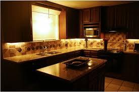 Kitchen Kitchen Undercabinet Lighting Popular Household Led Under - Awesome led under kitchen cabinet lighting house