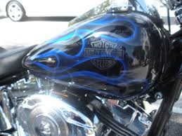 pearl flame job details about custom paint job harley davidson
