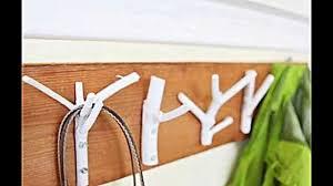 Flur Idee 15 Kleiderhaken Ideen Zum Selbermachen Flur Und Kinderzimmer