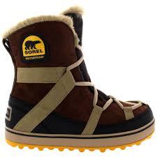 sorel womens boots size 11 womens sorel glacy explorer shortie waterproof winer warm