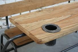 bureau enfant en bois bureau enfant btp enf009 giani desmet meubles indus bois métal