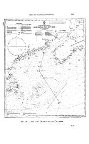 delimitation of the maritime boundary in the gulf of maine area