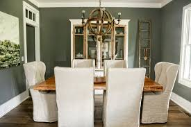 Dining Room High Back Chairs by Neutral Territory Simply Buckhead