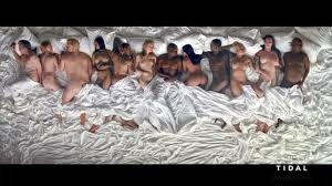 film terbaru rihanna kanye west s famous video kanye work out who s real