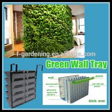 vertical hanging green wall garden planter sl xq3319 outdoor