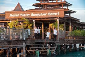 mabul water bungalows gallery