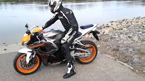 honda cbr 600 orange and black honda cbr 600 rr limited edishen 2012 youtube