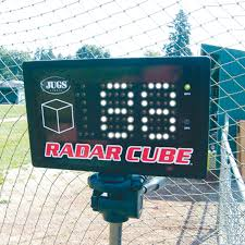 jugs sports the jugs new radar cube