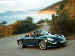 green porsche 2009 porsche boxster wallpapers
