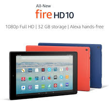 amazon com all new fire hd 10 tablet with alexa hands free 10 1