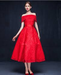 real photo china red original design elegant cocktail dress 2017
