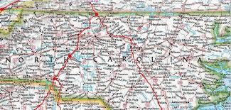 North Carolina Road Map North Carolina Original Birth Certificates Adoptee Rights Law