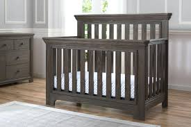 Rustic Convertible Crib Grey Convertible Crib Oxford Baby Piermont 4 In 1 Rustic