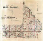 historic maps of florida lake county 1965 florida historical atlas