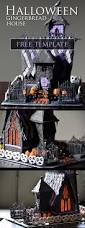 25 best halloween gingerbread house ideas on pinterest