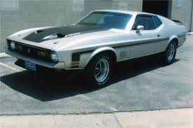 ford mustang mach 2 for sale 1971 ford mustang mach 1 2 door sportsroof 93254