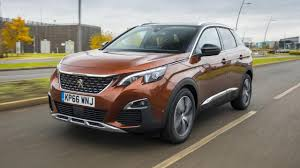 peugeot company car 2017 peugeot 3008 review top gear