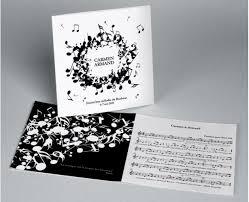 faire part mariage musique faire part de mariage solidaire musique partition