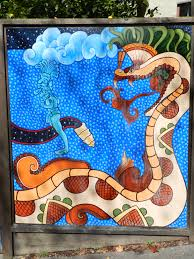 modern mural quirky berkeley murals 2 ethnic pride