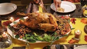 americans say to pass the turkey not the politics at