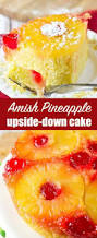 pineapple upside down cake amish pineapple cake recipe
