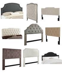 Custom King Headboard Bedroom Amazing Custom Made Bed Padded Headboards For Beds White