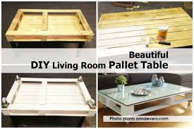 diy livingroom diy pallet table planb annaevers jpg