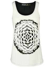 designer t shirt damen buy desigual damen designer top t shirt mausa in cheap price