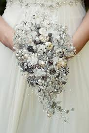 diy bridal bouquet 20 chic brooch wedding bouquets with diy tutorial deer pearl