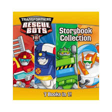 transformer rescue bots party supplies transformers rescue bots storybook collection hardcover target