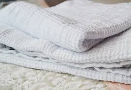 linen waffle towels white natural bed company
