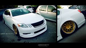 bagged lexus is350 quebec vip airsociety
