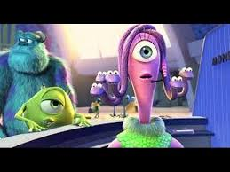 monsters inc 2001 movie billy crystal john goodman mary