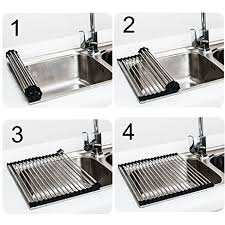 Kitchen Sink Racks New Multifunction Stainless Steel Kitchen Sink Rack