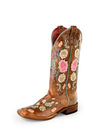 womens cowboy boots macie bean by bean womens honey leather cowboy boots