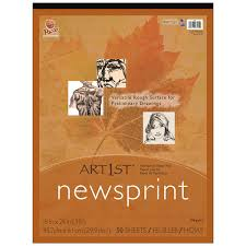 papers boards newsprint