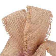 burlap ribbons in all colors and patterns