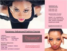 Makeup Course Paramour Cosmetics Ltd Professional Makeup Artist Courses