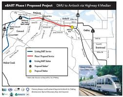 bart extensions officials to celebrate bart s eastward expansion in contra costa