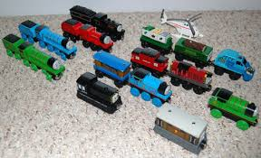 thomas the train wooden track table collectors list of thomas wooden railway trains vechiles and
