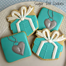 jewelry sugar cookies the heart lockets were transfers cookie
