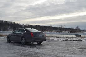 2014 cadillac cts vsport sport over luxury