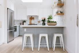 grey kitchen cabinets wood floor kitchen flooring ideas with gray cabinets hunker