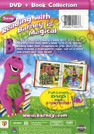 barney book fair dvd book collection dvd movie